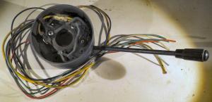 1965 Ford Fairlane      blinkersmekanism         (avklippta kablar)