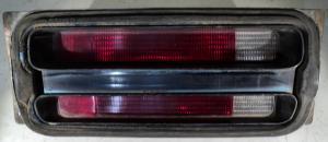1971 Plymouth Duster  baklampa        vänster