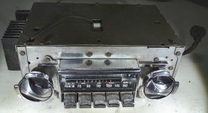 1968   Oldsmobile 98    radio (ej testad) AM/FM ej förstärkardel