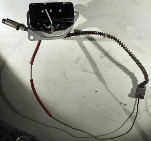 1955   Chevrolet   tempmätare