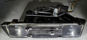 1969   Chevrolet  Chevelle    värmereglage