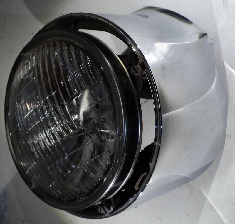1962   Cadillac    lamphus inre vänster
