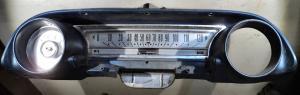 1964 Ford Galaxie   instrumenthus  hastighetsmätare, tankmätare