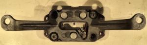 1958 Chrysler Imperial      signalhorns kontakt