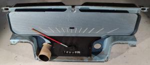 1960 Ford Galaxie    hastighetsmätare