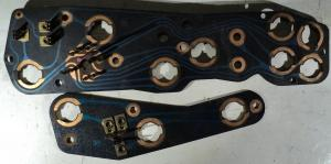 1963 Oldsmobile 88  kretskort instrumenthus
