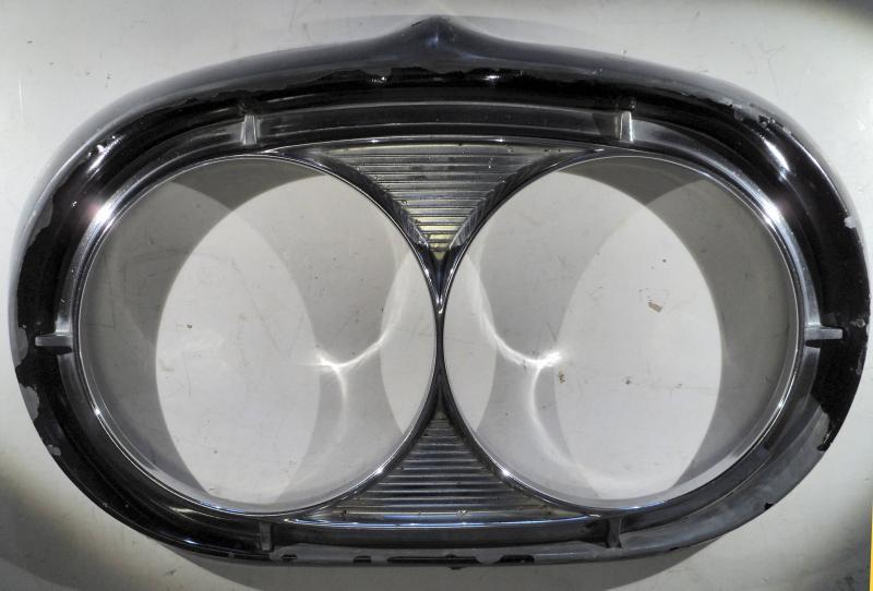 1958 Edsel Citation   komplett lampsarg