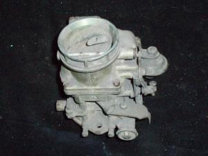 1954? Ford 2-port ECG5 (1 1/16) förgasare