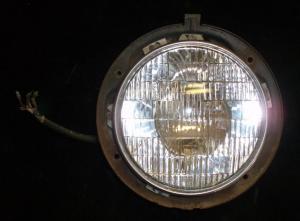 1954 Ford lamppotta höger