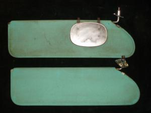 1955 Desoto solskydd (par)