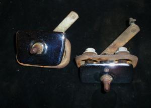 1955 Desoto torkaraxel h+v paret