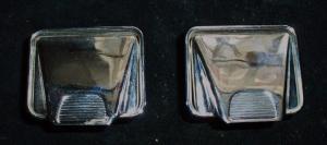 1956 DeSoto Fireflite 2dr ht bak askkopp par