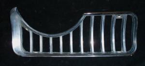 1957 Mercury grilldel höger