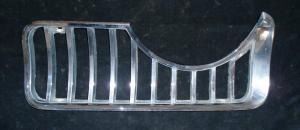1957 Mercury grilldel vänster