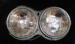 1957 Plymouth lamppotta höger