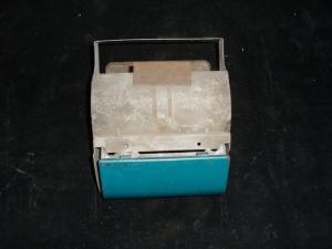 1958 Chevrolet askkopp