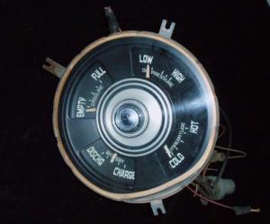 1958 Imperial instrumenthus