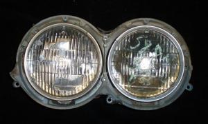 1958 Buick Special lamppotta vänster