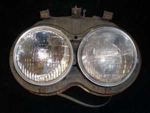 1958 Cadillac lamppotta vänster