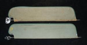 1959 Mercury solskydd (par)