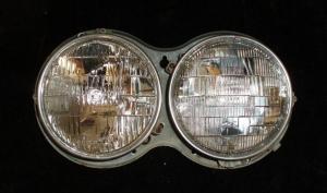 1959 Plymouth lamppotta vänster