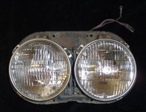 1959 Thunderbird lamppotta höger