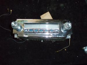 1960 Imperial radio (ej testad)