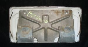 1960 Buick Electra tanklockslucka