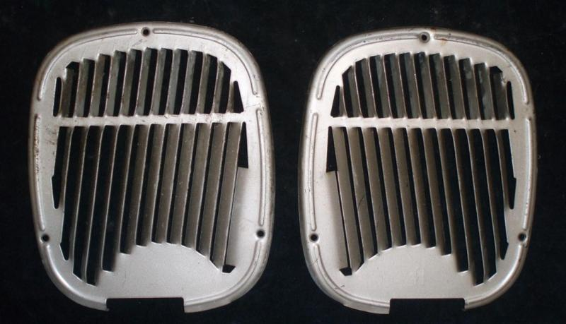 1960 Oldsmobile 98 ventilationsgaller par