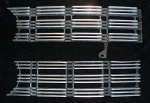 1960 Oldsmobile grilldel H+V (2-delar)