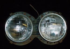 1960 Pontiac lamppotta vänster