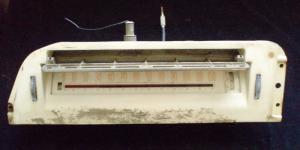 1961 Buick Electra hastighetsmätare