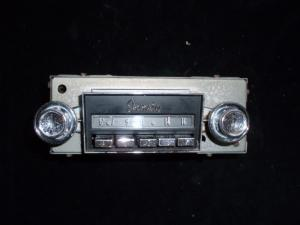 1961 Buick Sonomatic radio