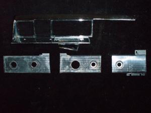 1961 Windsor krom instrumentbräda