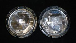 1961 Oldsmobile lamppotta vänster (par)