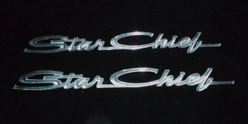 1962 Pontiac Star Chief emblem (par)
