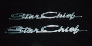 1962 Pontiac Star Chief emblem (par)
