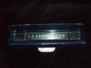1962 Pontiac Tempest instrumenthus