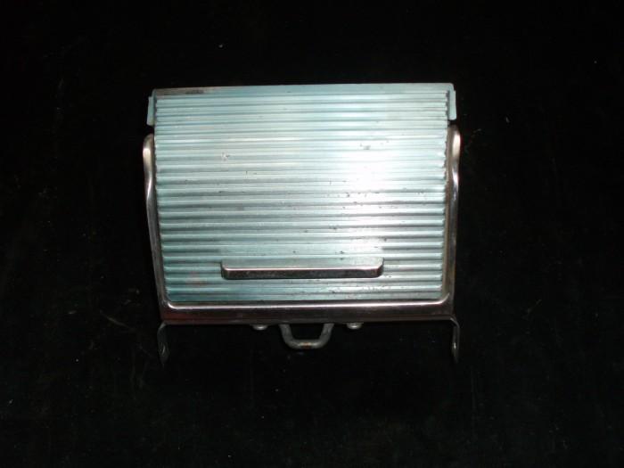 1962 Thunderbird askkopp