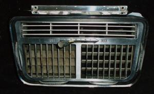 1962 Thunderbird luftutblås