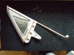 1962 Thunderbird ventilationsruta enhet höger
