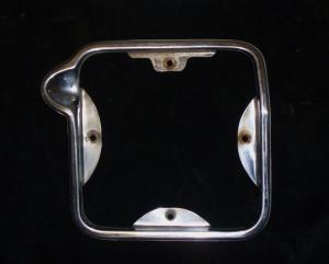 1962 Buick Electra krom runt tanklucka