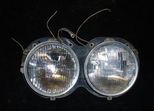 1962 Pontaic lamppotta vänster