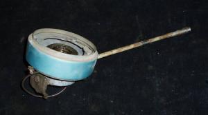 1962 Pontiac återgångs mekanism blinkers