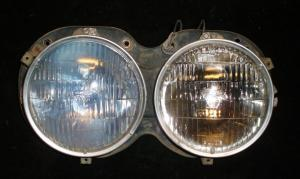 1962 Pontiac lamppotta höger