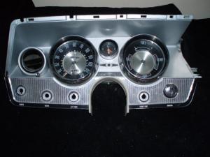 1963 Buick Electra instrumenthus