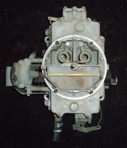 1963 Thunderbird 390 motor 4-port Autolite förgasare C2SF-B