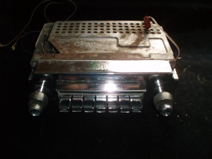 1963 Imperial radio (ej testad)