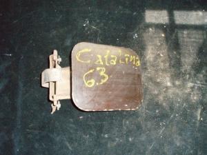 1963 Pontiac Catalina tanklockslucka