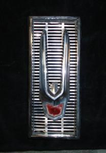 1963 Imperial Grill Emblem